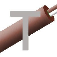 Type T thermocouples